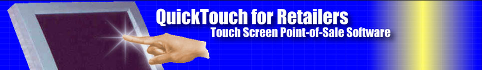 QuickTouch for Retailers POS Software